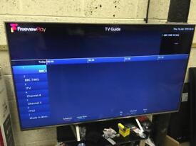 Panasonic 4k ultraHD smart Tv LED super slim Bargain