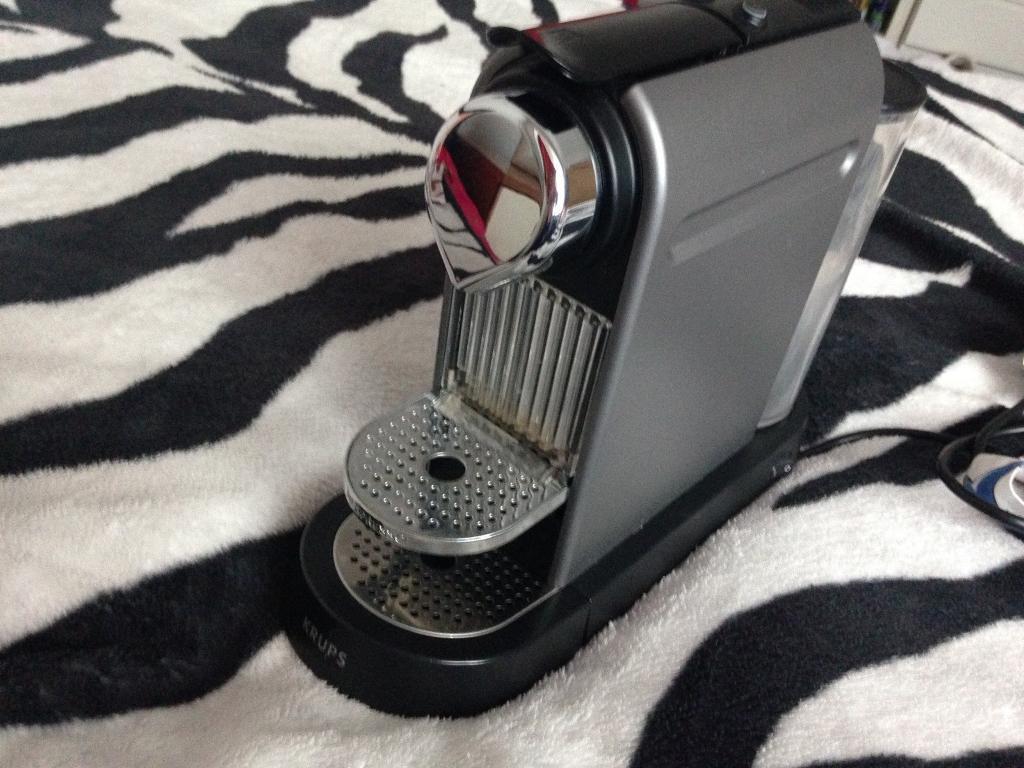 Nespreso Coffe machine