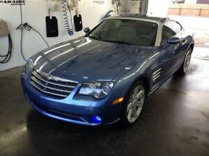2005 Chrysler Crossfire Limited**92636 KM**AUTOMATIQUE**