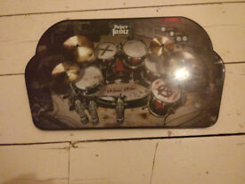 Paper Jamz drum kit