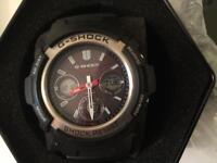 G Shock Watch Solar Powered Radio Controlled Extra Insurance