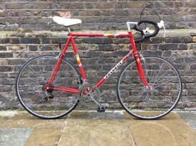 Retro PEUGEOT Racing Road Bikes - Restored Vintage Classics - REYNOLDS frames