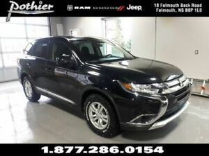 2016 Mitsubishi Outlander ES | HEATED SEATS | HEATED MIRRORS | K