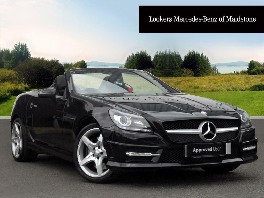 Mercedes benz slk slk250 cdi blueefficiency amg sport for 2014 mercedes benz slk250