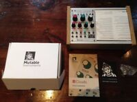 Mutable Instruments Clouds Module and / or Eurorack Powered Case