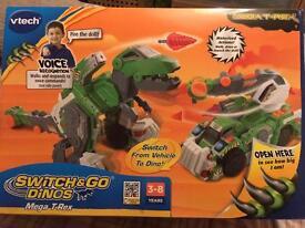 Vtech mega Dino
