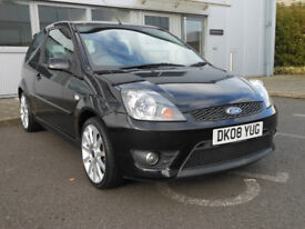 FORD FIESTA ST 2.0 16V, 2008, ONLY 26,000MLS ! ! , 1 OWNER, FSH , SHOWROOM CONDTION THROUGHOUT !