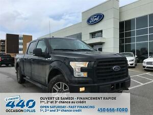 2015 Ford F-150 XLT *SPORT,BLUETOOTH,CLÉ USB,AUX,CAMERA DE RECUL
