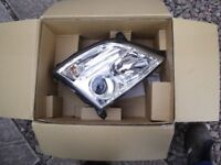 Vauxhall Vectra Headlights (2 x New)
