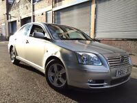 Toyota Avensis 2006 2.0 D-4D T3-X 5 door 2 OWNERS, IDEAL FAMILY CAR, BARGAIN