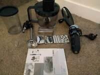 Bosch MSM67190GB ErgoMixx Premium Hand Blender 750W 12 Speed