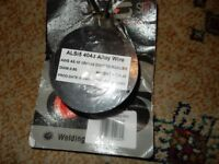SIP Alloy wire 0.8mm Stainless Steel 0.5kg ALSi5 4043