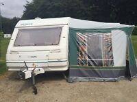 *Sold subject to collection* Sterling Sprite 4 Berth, ideal starter van (owned for 10 years)