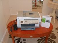 All in one fax/scanner/copier
