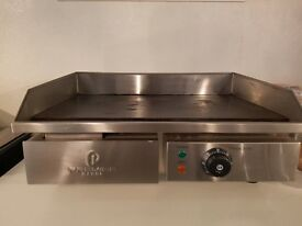 Electric griddle flat hotplate