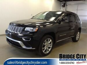 2015 Jeep Grand Cherokee Summit - NEW 2015 for USED 2014 PRICE!