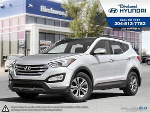 2016 Hyundai Santa Fe Luxury W/ Navigation