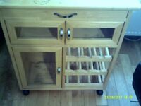 Kitchen Trolley/Cabinet