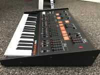 KORG Arp Odyssey Synthesizer + Gig Bag, Box, Manuals, Power Cable, etc, Like New!