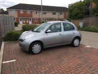 Nissan Micra Automatic Low Mileage