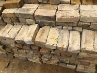 Reclaimed London Yellow Stock Bricks