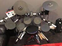 Yamaha DTXpress IV electronic drumkit