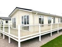 HUGE SPEC !!! AMAZING QUALITY !! 40FT LODGE , STATIC CARAVAN , HOLIDAY HOME SALE , NORTH EAST COAST