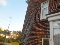 double ladders total height 22 foot