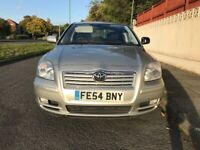 Automatic, Toyota avensis T3 2.00 litre petrol for sale, MOT, service history, drives perfect.