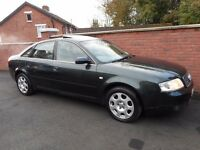 2003 audi a6 se{excellent spec,leather,sunroof,2 keys,9000 miles}