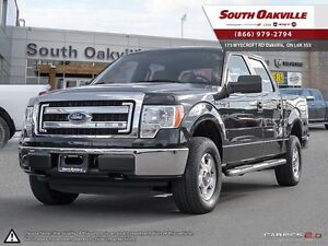 2013 Ford F-150 XLT | 4X4 | BEDLINER | BENCH SEAT | BLUETOOTH