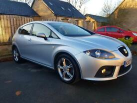 2007 SEAT LEON FR 2.0 TDI * FULL SERVICE HISTORY * GREAT CAR