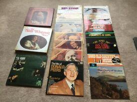 20 Vinyl Records Plus 2 Box Sets Of LPS