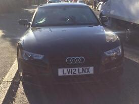 Audi A5 black edition Sline £15,850 or part exchange!!!