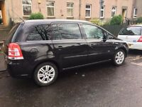 IMMACULATE CONDITION 7 SEATER VAUXHALL ZAFIRA [NEW SHAPE] - 1.9 DIESEL 2008
