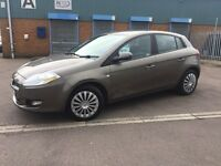 57 PLATE FIAT BRAVO 1.4 PETROL 6 SPEED GEARBOX -- ONLY DONE 54K / FULL SERVICE HISTORY --