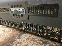 Mesa Boogie Bass Strategy Tube Power Amp
