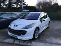 Peugeot 207 Gti Pack 175 **Superb Condition - Rarely Seen**