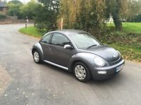 VW Beetle 1.6 - 1 owner from new - Complete history - Lovely inside and out - New MOT - Cambelt done