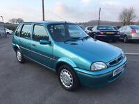 Rover 100 114.SLi 5 DOOR HATCHBACK (blue) 1997