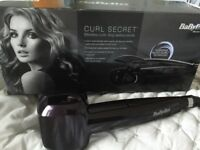 Babyliss secret curl