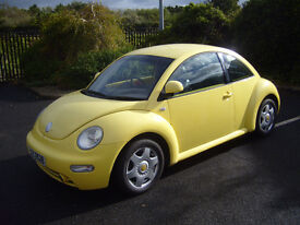 Volkswagen beetle year 2000 highline