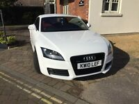 Audi TT Sport TDI Quattro Coupe. Low mileage, FSH and 1 year's MOT.