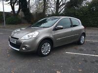 Renault Clio 1.2 petrol 2011 £2950