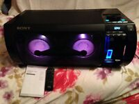 Sony personal audio system
