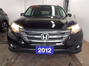2012 Honda CR-V TOURING AWD LEATHER SUNROOF NAV Kitchener / Waterloo Kitchener Area image 9