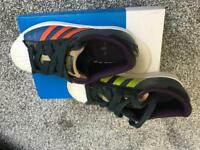 Adidas superstar kids shoes size 11.5 uk