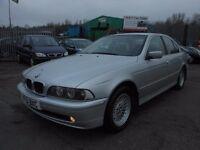 2001 (51 REG) BMW 5 SERIES 2.2 520i SE 4d £895 (MOT: 23/12/16) & 3 MONTHS WARRANTY