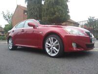 Lexus IS220D SE Full service history 107K 6 Speed Cheap family car not(bmw,mercedes,rent,golf,vw)