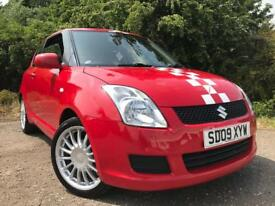 Suzuki Swift 2009 Full Years Mot Drives Great Cheap Car !!!